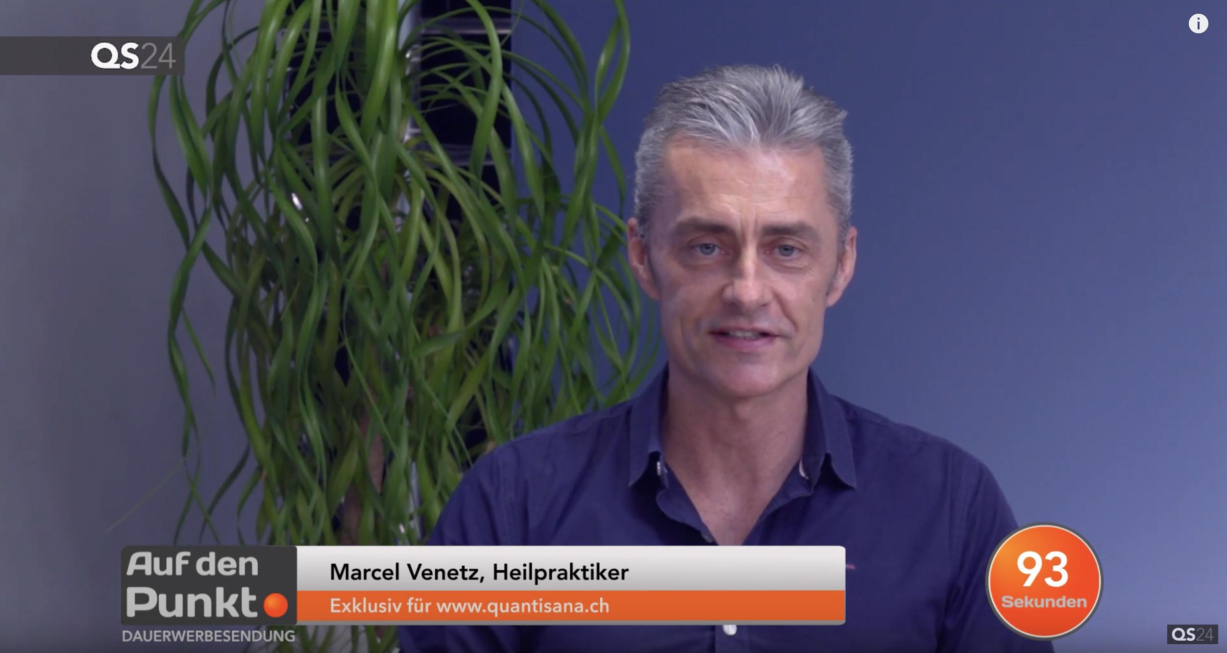Wie gesund ist Leitungswasser? Auf den Punkt mit Marcel Venetz 14.01.2019
